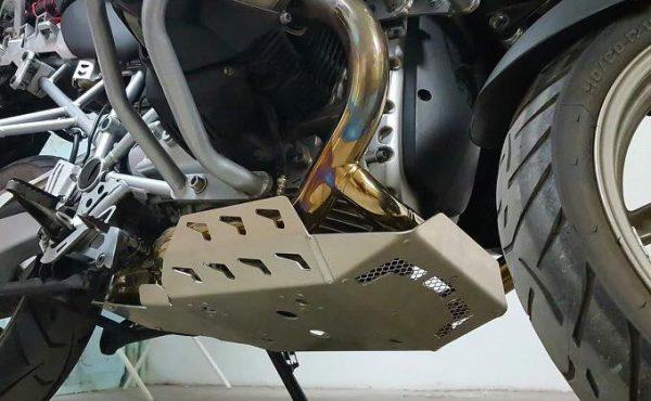 BMW R1200 GS Motorschutzplatte natur Mytech Moko Shop
