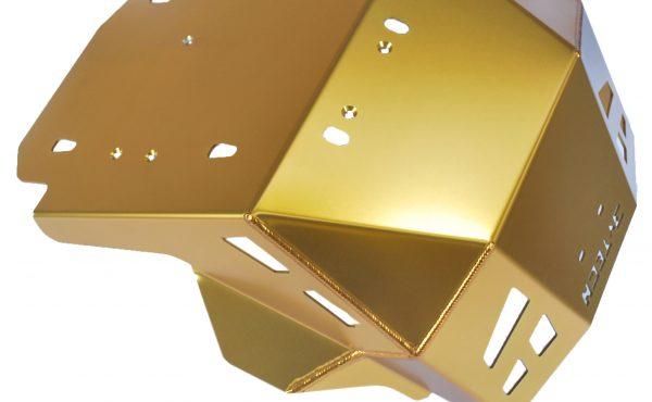 Motorschutzplatte Gold - Honda CRF 1000 L Africa Twin