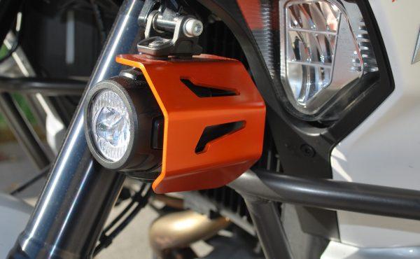 MyTech KTM Schutz Zusatzscheinwerfer